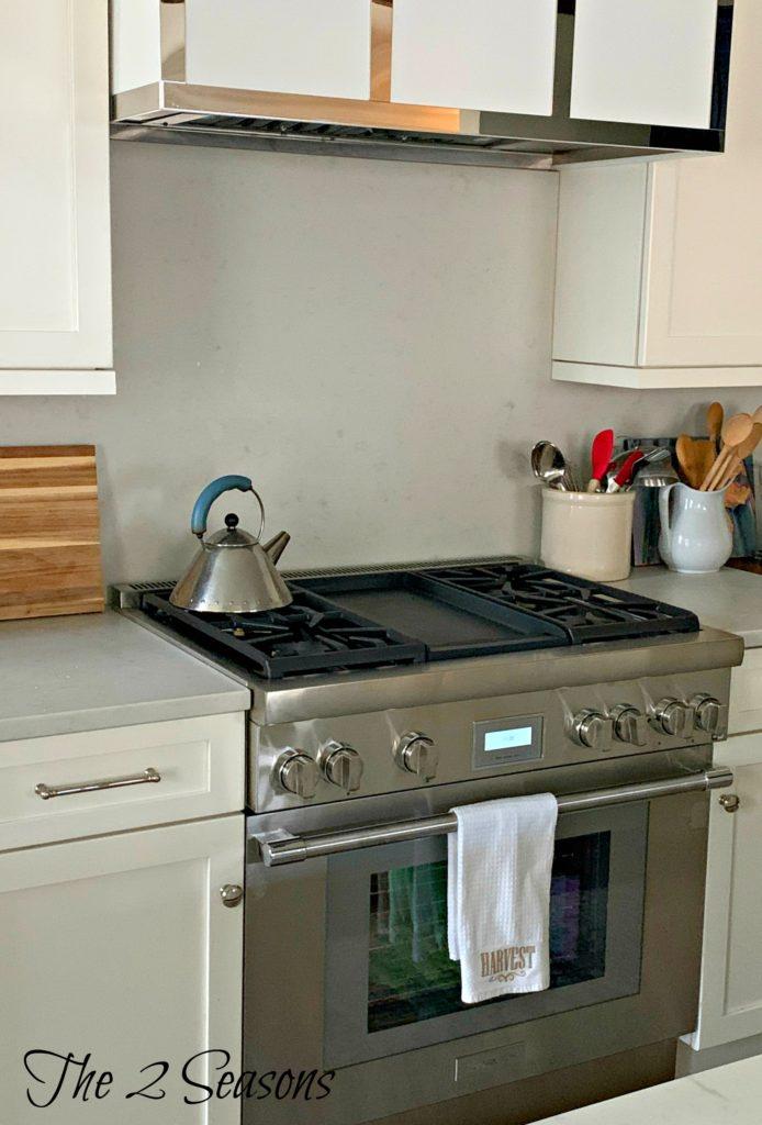 Kitchen stove 694x1024 - Why We Got a New Kitchen Range Again