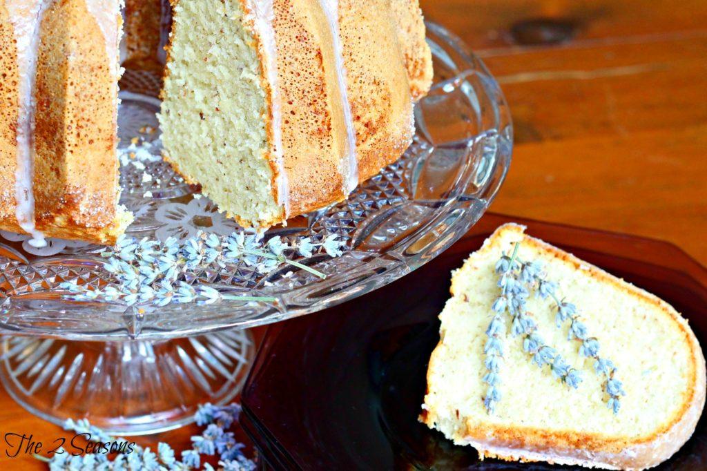 Lavender cake 1024x682 - The Entertaining Kit