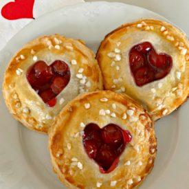 Cherry pie 4 275x275 - Mini Cherry Pies