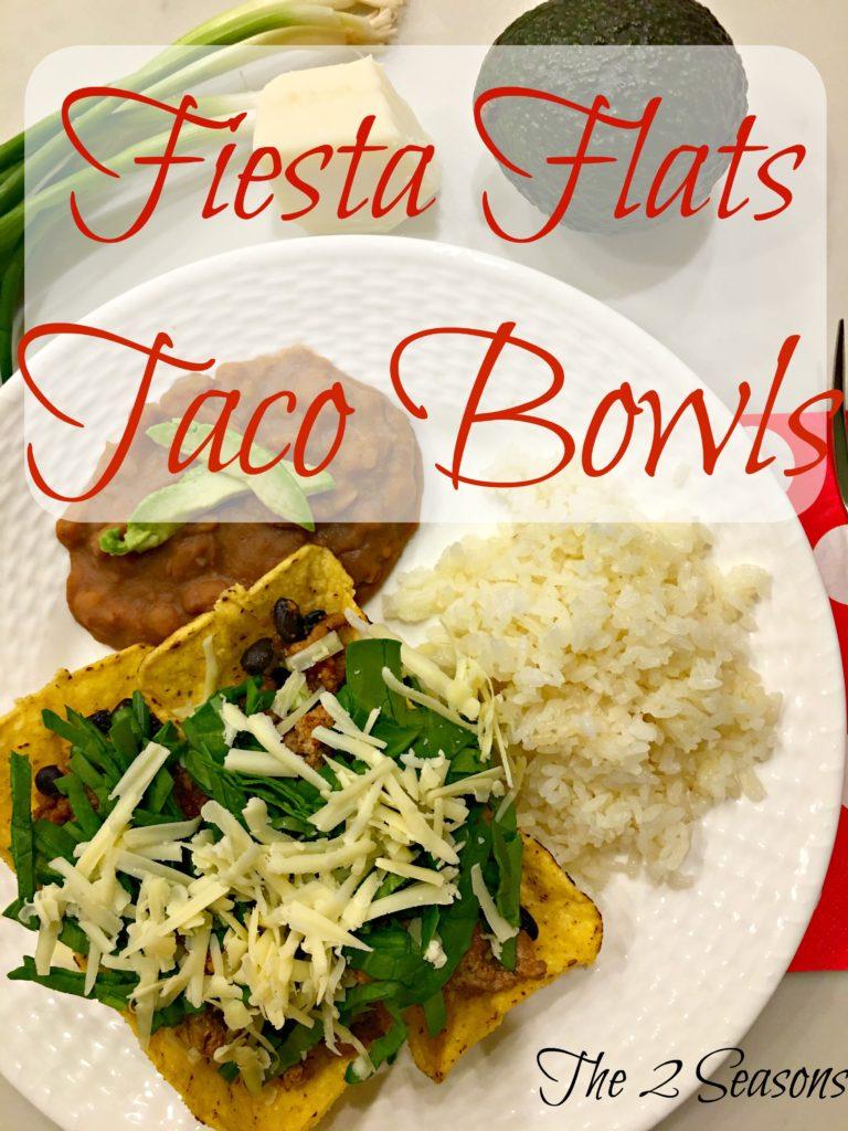 Fiest Flats Taco Bowls 768x1024 - Super Bowl Foods