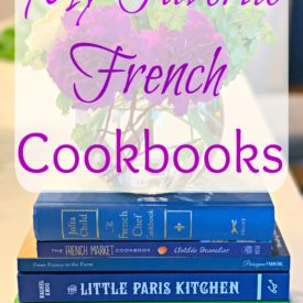 French cookbooks 2 275x275 - My Favorite French Cookbooks
