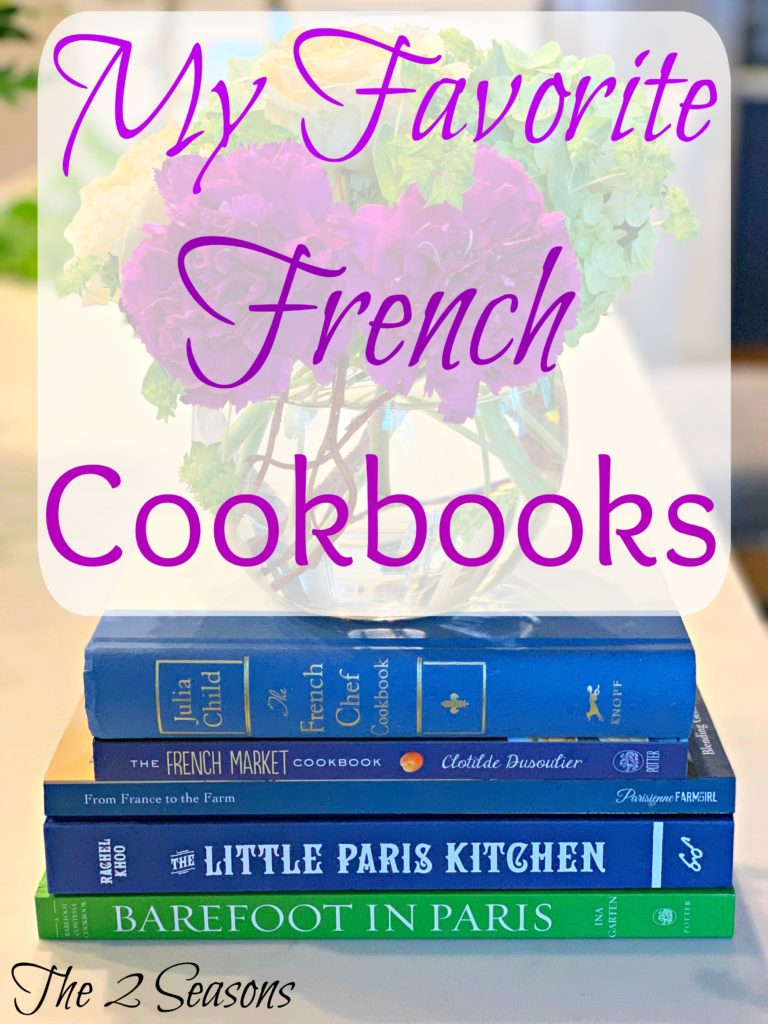 French cookbooks 2 768x1024 - My Favorite French Cookbooks