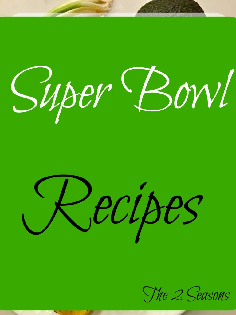 Super Bowl Recipes 768x1024 - Super Bowl Foods