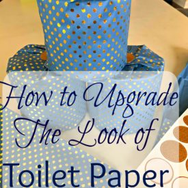 Toilet paper upgrade 9 275x275 - Simple DIY Toilet Paper Upgrade