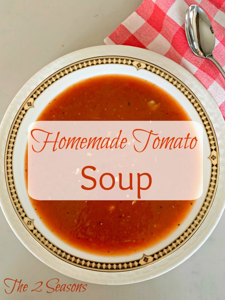 Tomato soup 1 768x1024 - HomemadeTomato Soup