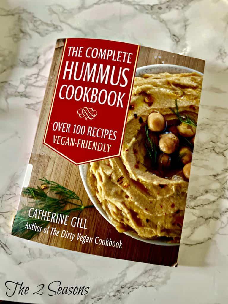 Hummus cookbook 768x1024 - Sweet Sriracha Hummus