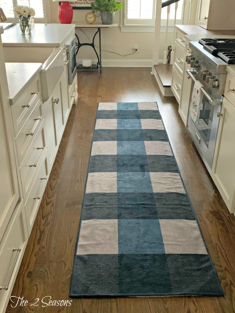 Kitchen Ruggable runner 4 768x1024 - Our Kitchen's New Ruggable Rug