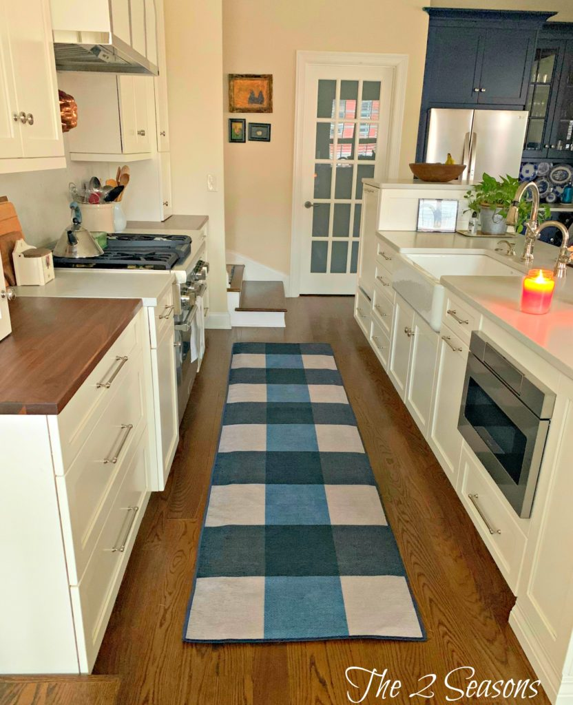 Kitchen Ruggable runner 832x1024 - Our Kitchen's New Ruggable Rug