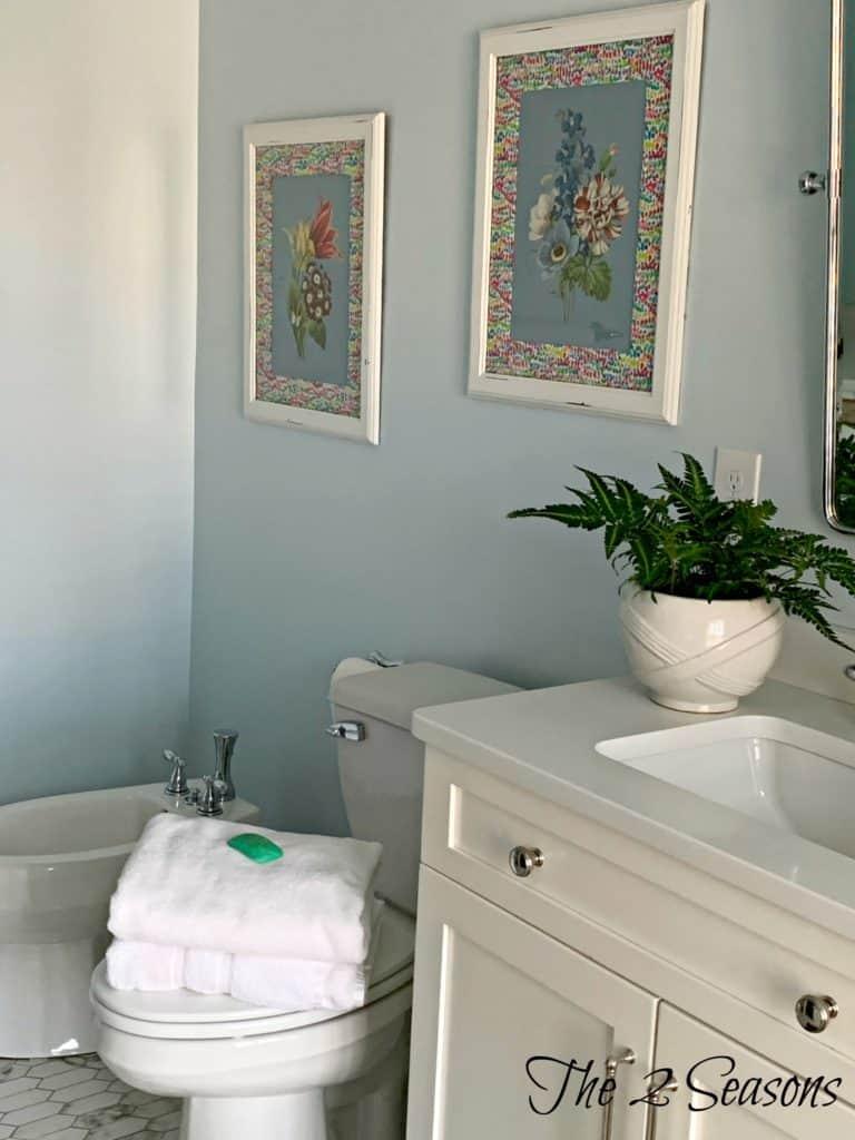 Master bath 2 768x1024 - Master Bath Reveal
