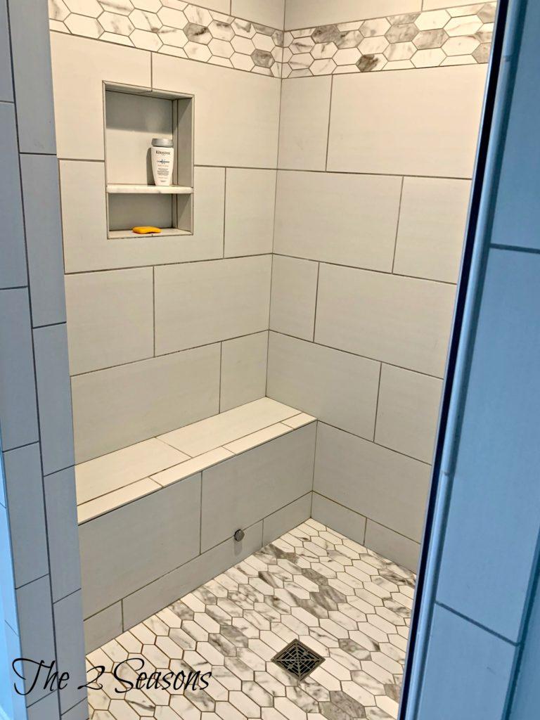 Master bath 51 768x1024 - Master Bath Reveal