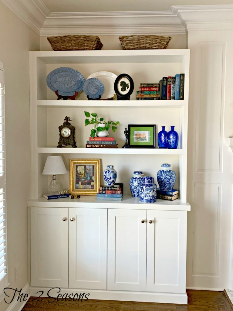 Dining room shelves 11 768x1024 - Tips for Refreshing Your Dining Room Shelves