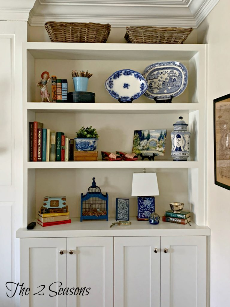 Dining room shelves 22 768x1024 - Tips for Refreshing Your Dining Room Shelves