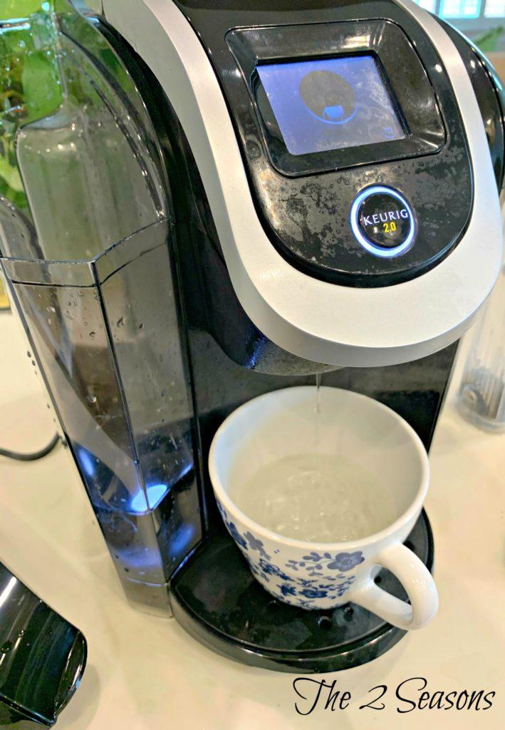 How to clean a Keurig1 709x1024 - How to Clean a Keurig Coffee Maker