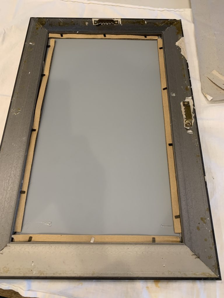 IMG 7900 e1583963339310 768x1024 - How to Update a Framed Mirror