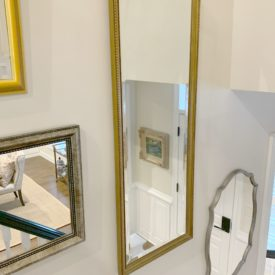 Mirror wall 7 275x275 - A DIY Wall of Mirrors